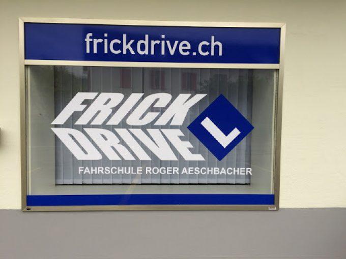 Frickdrive Fahrschule Roger Aeschbacher