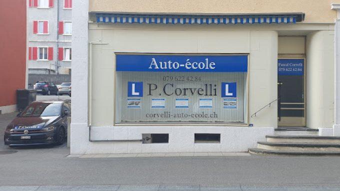 P. Corvelli auto-école St-Imier