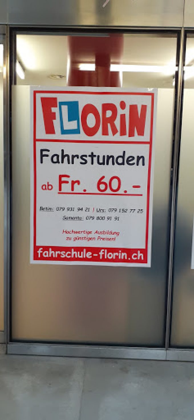 Fahrschule Florin Zürich