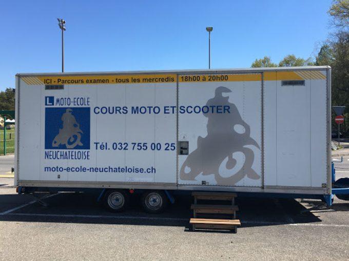 Moto-Ecole Neuchâteloise
