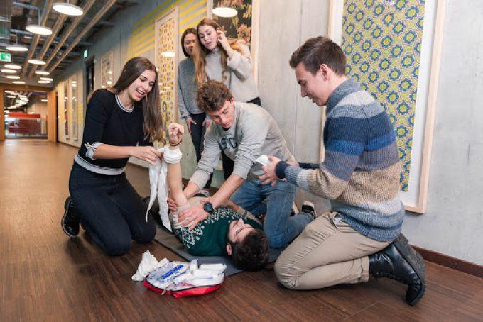 nohe Schweiz GmbH – Nothelferkurse – Erste Hilfe Kurse